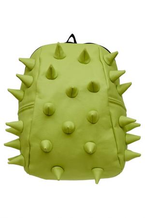 Рюкзак Rex 2 Half MadPax. Цвет: лайм