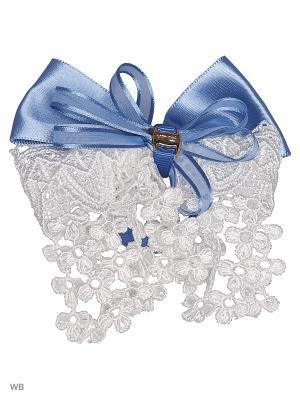 Резинка для волос Baby Steen. Цвет: голубой