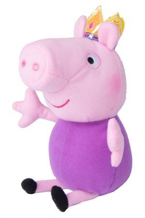 Игрушка Джордж принц 20 см Peppa Pig. Цвет: розовый