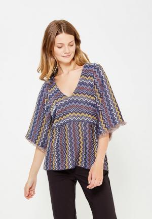 Блуза Motivi. Цвет: разноцветный