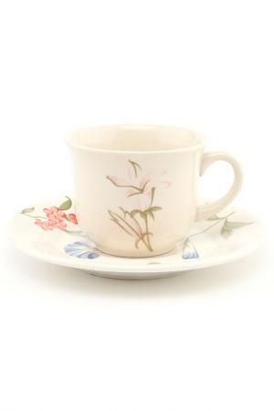 Чайная пара 200 мл Biona. Цвет: бежевый
