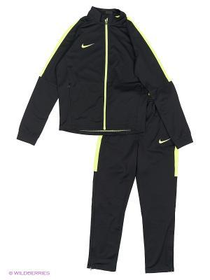 Спортивный костюм Y NK DRY ACDMY TRK SUIT K Nike. Цвет: серый