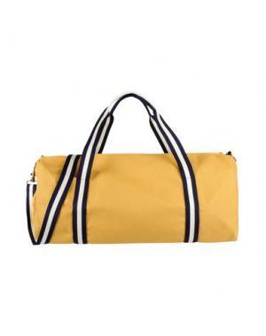 Дорожная сумка 8. Цвет: охра