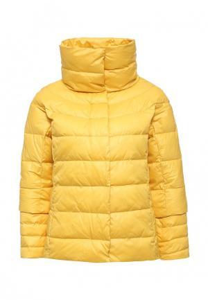 Куртка утепленная Savage. Цвет: желтый
