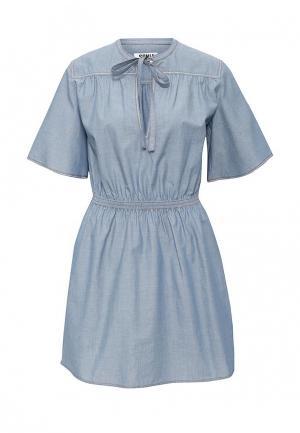 Платье Sonia by Rykiel. Цвет: голубой