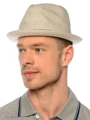 Шляпа Goorin Brothers. Цвет: светло-серый