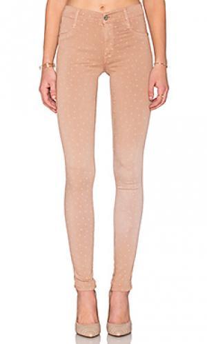 Узкие джинсы james twiggy Jeans. Цвет: none