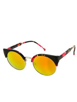 Солнцезащитные очки Dispacci. Цвет: розовый