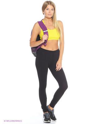 Топ WT Essential Bra Puma. Цвет: желтый