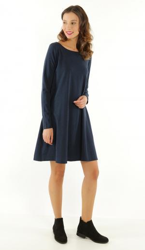 Платье 42 ТВОЕ. Цвет: синий