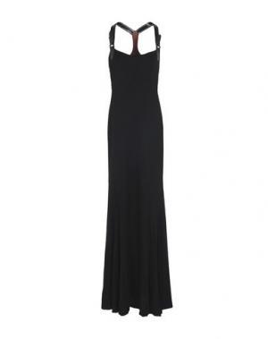 Длинное платье JEAN PAUL GAULTIER FEMME. Цвет: черный