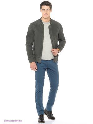 Куртка SELECTED. Цвет: серый