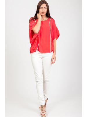Блуза Amado Barcelona. Цвет: красный