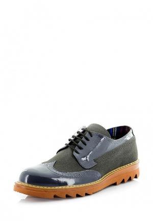 Ботинки Tonny Black. Цвет: разноцветный