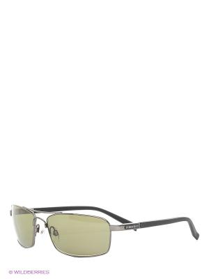 Солнцезащитные очки Serengeti. Цвет: зеленый