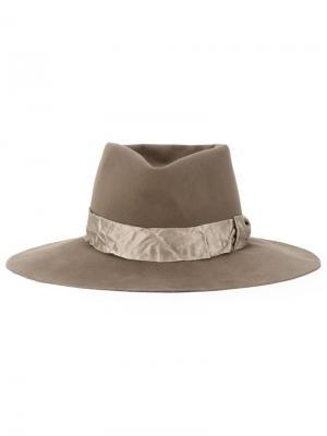 Шляпа ARKnets Exclusive Kijima Takayuki. Цвет: серый