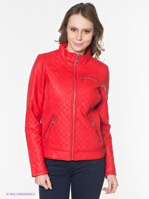 Куртка Lawine. Цвет: красный