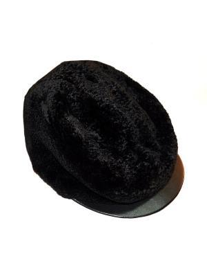 Кепи Bos Bison. Цвет: черный