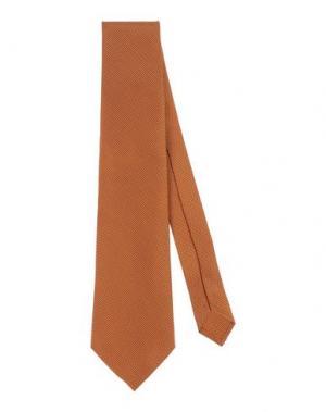 Галстук ARCIERI. Цвет: оранжевый