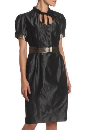 Платье MODART. Цвет: бронзовый