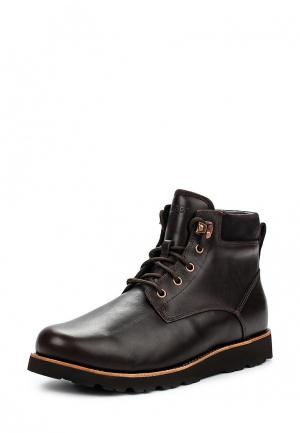 Ботинки UGG Australia. Цвет: коричневый