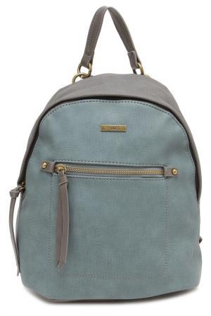 Рюкзак Dda. Цвет: голубой - серый