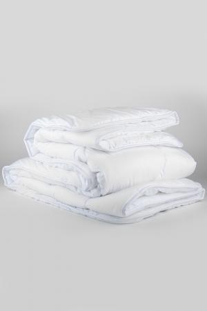 Одеяло алоэ вера, 175х200 Classic by Togas. Цвет: белый