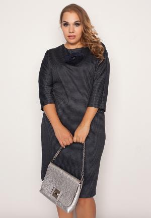 Платье Eliseeva Olesya. Цвет: серый