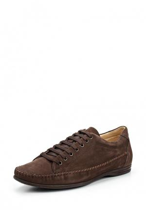 Туфли HAMMERJACK. Цвет: коричневый