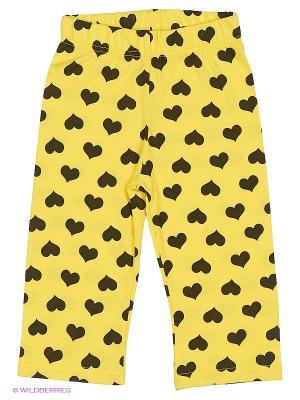 Капри M&DCollection. Цвет: желтый