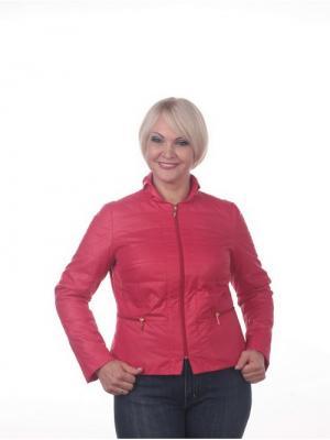 Куртка Капри Notte Bianca. Цвет: красный