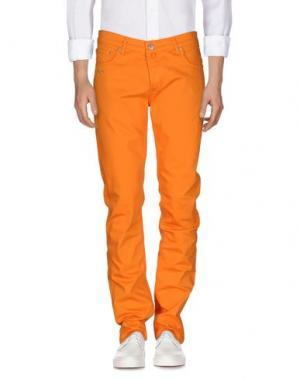 Джинсовые брюки U.S.POLO ASSN.. Цвет: оранжевый