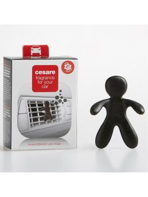 Ароматизатор для автомобиля/CESARE/черный/CEDAR WOOD Mr&Mrs Fragrance. Цвет: черный