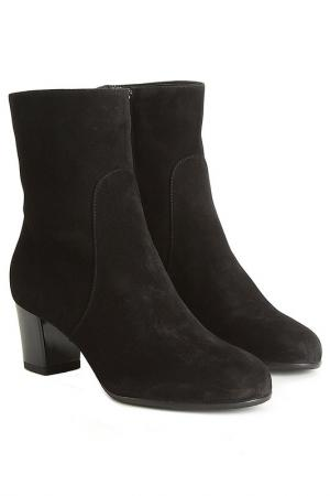 Ботинки Donna Serena. Цвет: черный