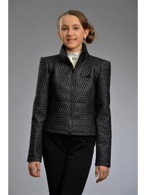 Куртка DESTY. Цвет: черный