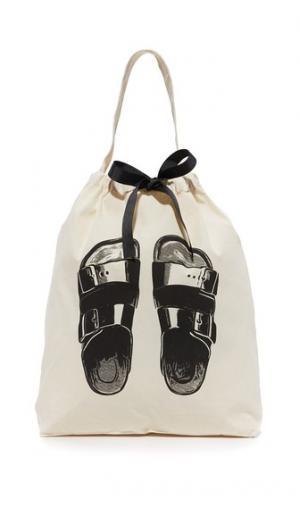 Сумка-органайзер Flat Sandals Bag-all
