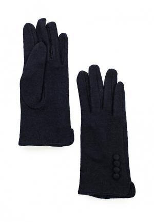Перчатки Parfois. Цвет: синий