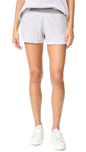 Теплые шорты Yummie by Heather Thomson. Цвет: белый/серый опал