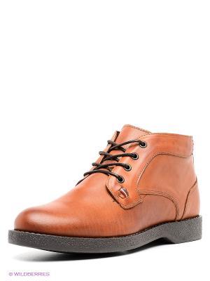 Ботинки Dino Ricci. Цвет: светло-коричневый
