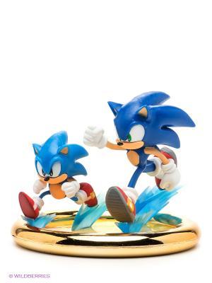 Фигурка Соник Sonic. Цвет: синий