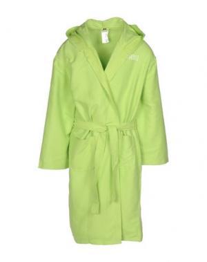 Банный халат ARENA. Цвет: кислотно-зеленый