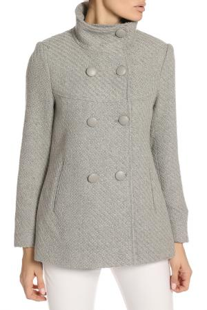 Пальто Jessica Simpson. Цвет: grey