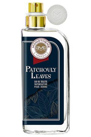 PATCHOULI Leaves Monotheme. Цвет: темно-синий