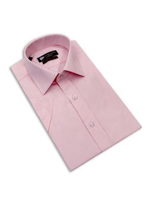Рубашка мужская Corleone.. Цвет: розовый