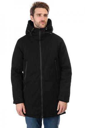 Куртка парка  S Parka Black TrueSpin. Цвет: черный