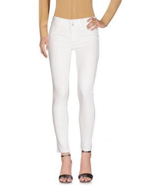 Повседневные брюки BRIAN DALES & LTB. Цвет: слоновая кость