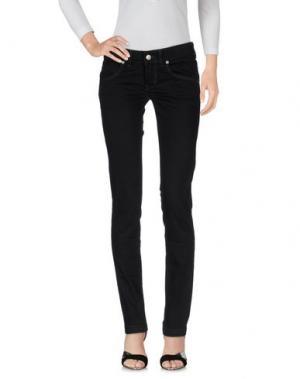 Джинсовые брюки ZU+ELEMENTS. Цвет: черный