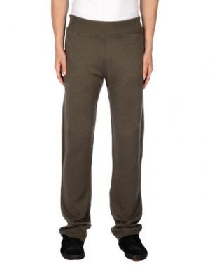 Повседневные брюки GENTRYPORTOFINO. Цвет: свинцово-серый