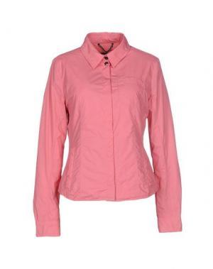 Куртка 313 TRE UNO. Цвет: розовый