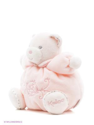 Мишка маленький розовый, коллекция Жемчуг Kaloo. Цвет: розовый